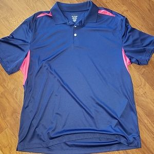 Men's DriFit Golf Style Polo Shirt